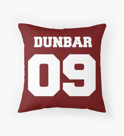 Liam Dunbar #09 Throw Pillow
