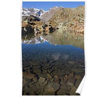 Alpine Pond Poster