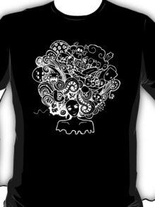 crazy afro T-Shirt