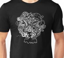 crazy afro Unisex T-Shirt