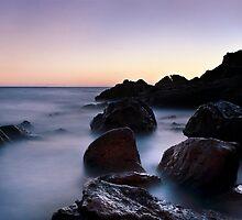 broadsands rocks 3 by scott leeson