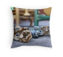 Tossed Throw Pillow