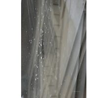 Rain Soft Rain Hard Rain © Vicki Ferrari Photography Photographic Print