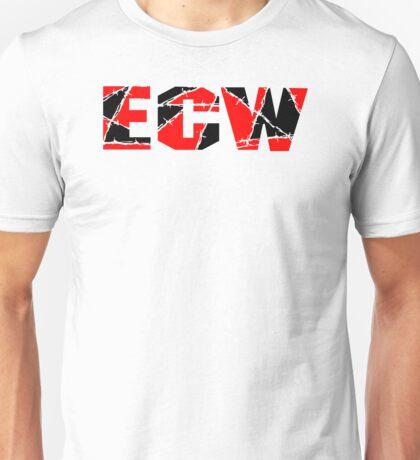 Ewc Extreme Wrestling Championship Unisex T-Shirt