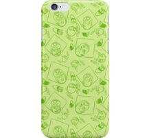 peridot pattern iPhone Case/Skin