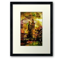 Autumn Grossmunster Framed Print