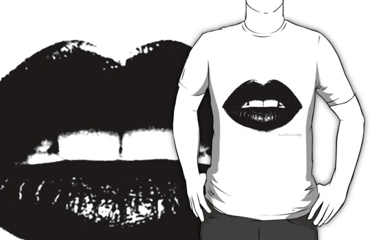 Black Lips by romanticdesigns