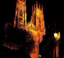 York Minster #1 by Trevor Kersley