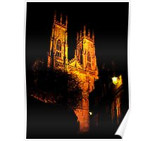 York Minster #1 Poster