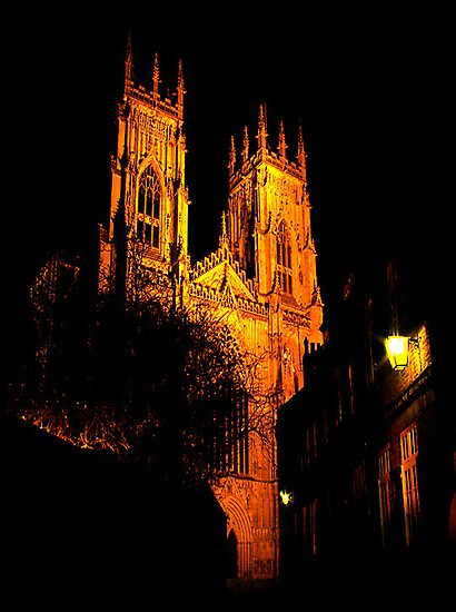 York Minster #1 by Trevor Kersley