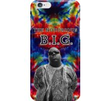 The Notorious B.I.G. #3 iPhone Case/Skin
