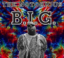 The Notorious B.I.G. #3 by DorianDesigns