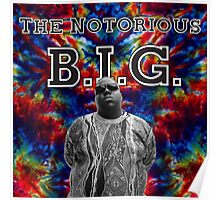 The Notorious B.I.G. #3 Poster