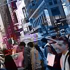 Times Square 1 by Doug Wilkening