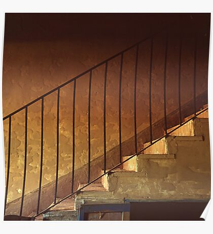 Stairs -Escaleras- Poster