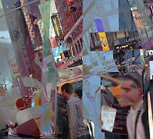 Times Square 2 by Doug Wilkening