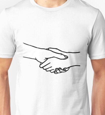 handshake Unisex T-Shirt