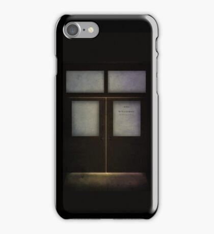 Walter Bishop's Lab (Fringe) iPhone Case/Skin