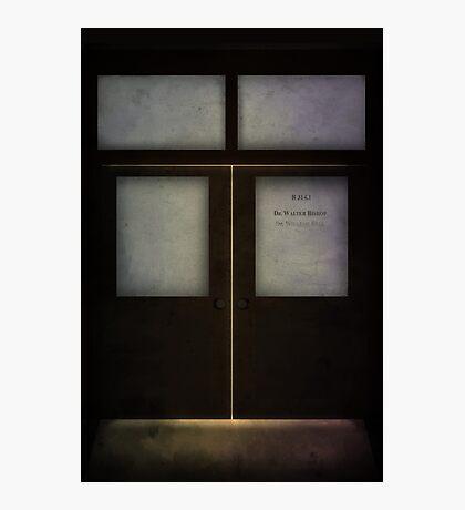 Walter Bishop's Lab (Fringe) Photographic Print