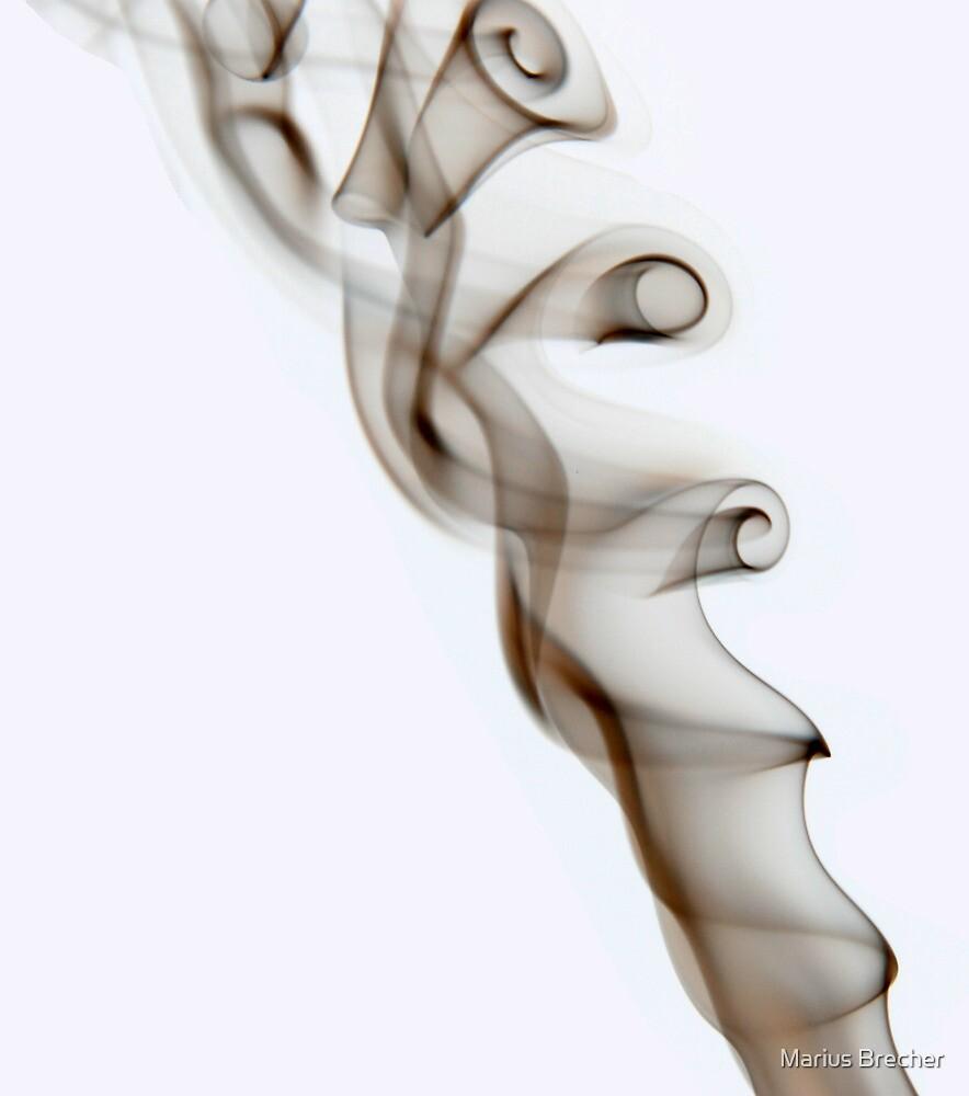 White Smoke by Marius Brecher
