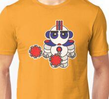 Warbot - Blue Unit Unisex T-Shirt