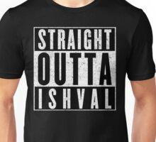 Ishvalan with Attitude Unisex T-Shirt