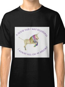 RAINBOW UNICORN Classic T-Shirt