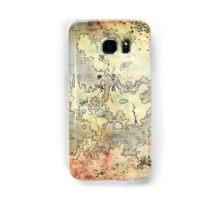 Fantasy Map Samsung Galaxy Case/Skin