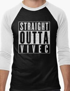 Adventurer with Attitude: Vivec Men's Baseball ¾ T-Shirt