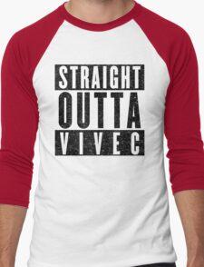 Adventurer with Attitude: Vivec Men's Baseball ¾ T-Shirt