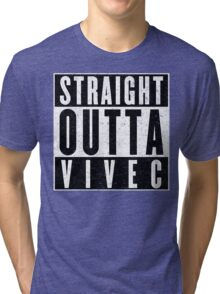 Adventurer with Attitude: Vivec Tri-blend T-Shirt