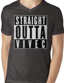Adventurer with Attitude: Vivec Mens V-Neck T-Shirt