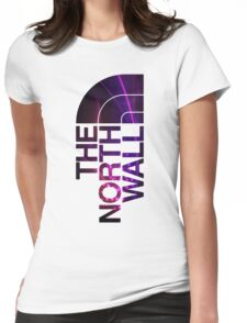 North Wall Womens Fitted T-Shirt