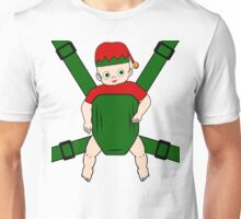 Elf Baby Carrier Unisex T-Shirt