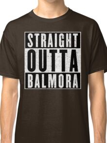 Adventurer with Attitude: Balmora Classic T-Shirt