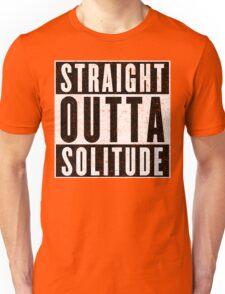 Adventurer with Attitude: Solitude Unisex T-Shirt