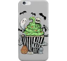 Gothic Cupcake  iPhone Case/Skin