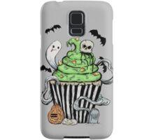 Gothic Cupcake  Samsung Galaxy Case/Skin
