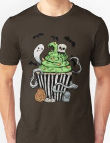 Gothic Cupcake  T-Shirt
