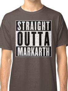 Adventurer with Attitude: Markarth Classic T-Shirt