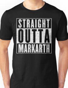 Adventurer with Attitude: Markarth Unisex T-Shirt