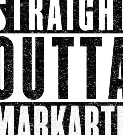 Adventurer with Attitude: Markarth Sticker
