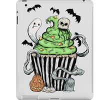 Gothic Cupcake  iPad Case/Skin