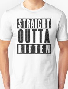 Adventurer with Attitude: Riften Unisex T-Shirt