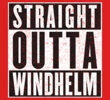 Adventurer with Attitude: Windhelm Baby Tee