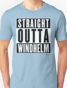 Adventurer with Attitude: Windhelm T-Shirt