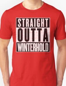 Adventurer with Attitude: Winterhold T-Shirt