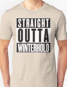 Adventurer with Attitude: Winterhold Unisex T-Shirt