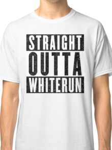 Adventurer with Attitude: Whiterun Classic T-Shirt