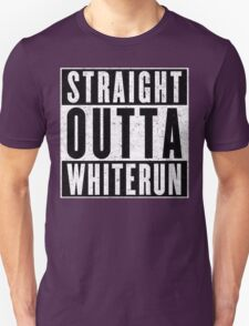 Adventurer with Attitude: Whiterun T-Shirt